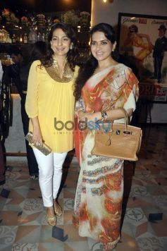 Juhi Chawla At Launch Of Pizza Metro Pizza At Kemps Corner