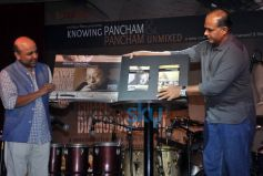 Launch Of Coffee Table Book Diamonds and Rust About Pancham