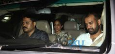 Masaba Gupta,Aalia bhat,Shahid kapoor Party Together At Mumbai