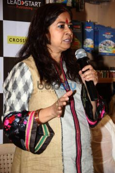 Rekha Bhardwaj Launches Sonia Mackwani's Book Everyone Can Heal