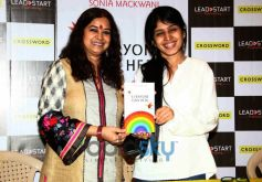 Rekha Bhardwaj Launches Sonia Mackwani's Book Everyone Can Heal