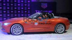 SRK Launches Tag Heuer's Don't Crack Under Pressure Initiative
