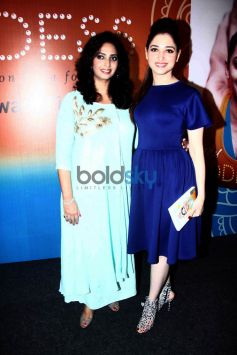 Tamanna At The Launch of Payal Gidwani Tiwari's book Body Goddess