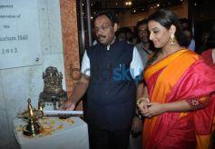 Vidya Balan Inaugurates Craft Exhibition Of MP