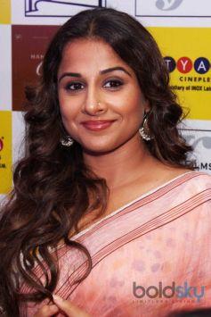 Vidya Balan's Dignified Look In Anavila