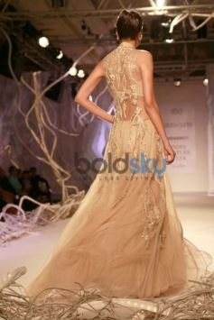 AIFW 2015, Designer Gaurav Gupta Show, In New Delhi