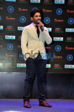 Allu Arjun As Brand Ambassador For Star Sports  Pro Kabaddi League