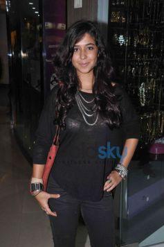 Ayesha Kapoor Promotes AYESHA Accessories Store At Phoenix Mall