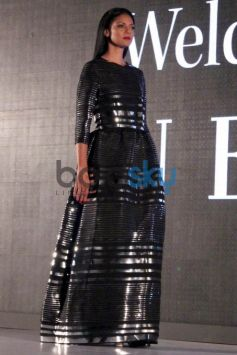 Fashion Designer Rajesh Pratap Singh's Fashion Show In New Delhi