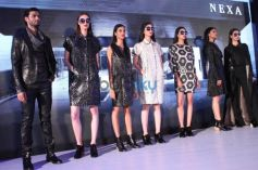 Fashion Designer Rajesh Pratap Singh's Fashion Show In New Delhi