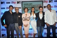 Launch Of MTV New Show India's Next Top Model