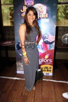 Media Interactions Of Jhalak Dikhla Ja Contestants