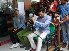 Riteish And Pulkit Launch Bangistan's food Joint Fc Donalds