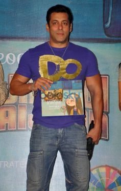 Salman Khan At The Book Launch Of Bajrangi Bhaijaan