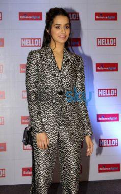 Shraddha Kapoor Launches Hello Magazine Cover