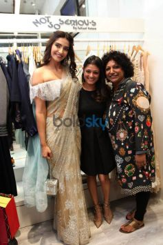 Sonam Kapoor At The Launch Of Style Loft By Ambika Pillai