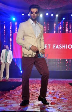 Tiger Shroff At The Launch Of Planet Fashion