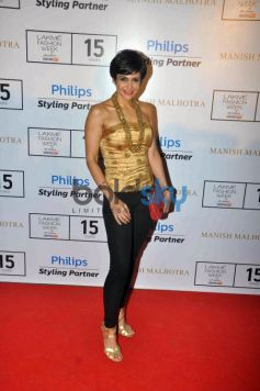 Celebrities At LFW 2015 Day 1