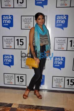 Celebrities At LFW 2015 Day 2