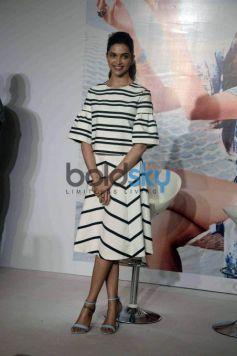 Deepika Padukone Launhes Vogue Eyewear New Capsule Collection