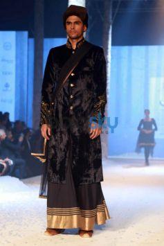 Designer JJ Valaya Show At IBFW 2015