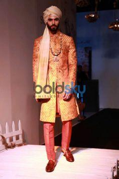 Designer Sulakshana Monga Show At  IBFW 2015