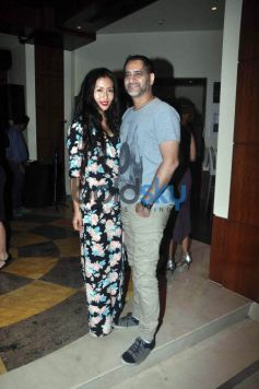 Dia Mirza And Others At 'In An Artist's Mind VI