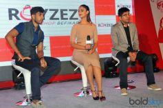 Ileana D'Cruz At Launch Of Royzez.com Online Shopping Portal