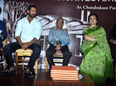 John And Asha Parekh Unveil Chandrakant Patil Book