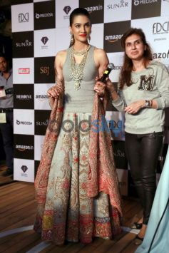 Kriti Sanon At AIFW 2015