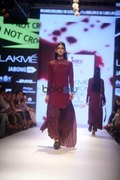 Lakme Fashion Week Winter Festive 2015 - Gen Next Show