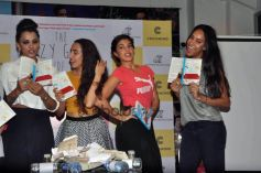Launch Of Book The Lazy Girls Guide To Being Fit