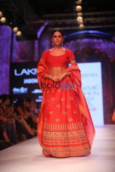LFW 2015 Day 1 - Krishna Mehta & Soumitra Show