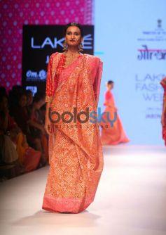 LFW Day 2 - Gaurang Show