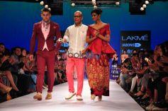 LFW Day 3 - Narendra Kumar Show