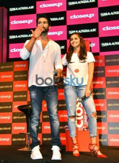 Promotion Of Film Shaandaar