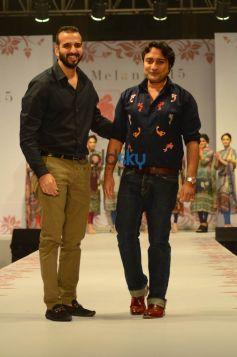Sahiba Ltd Unveils Latest Collection at Melange