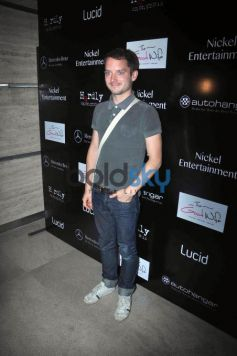 Celebrities Attend Party Hosted For Elijah Wood
