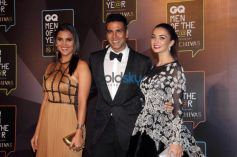 Celebs Grace The 'GQ Men Of The Year Awards 2015'