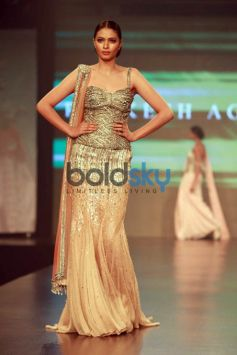 Indo-Pak Fashion Show At Shaan-e Pakistan