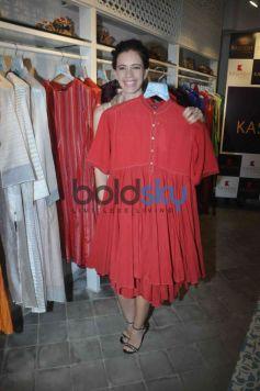Kalki Koechlin & Suniel Shetty At The Launch Of 'Kashish InFiore' Store