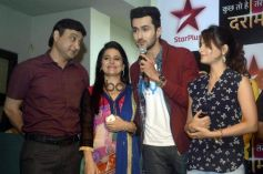 Launch Of Serial Kuch Toh Hai Tere Mere Darmiyaan