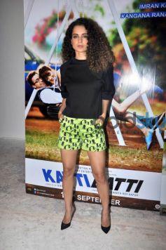 Media Interaction Of Film Katti Batti