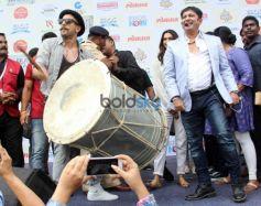 Ranveer Singh & Deepika Padukone Unveil The 'Gajanana' Song