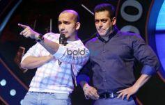 Salman Khan At The Launch Of Bigg Boss