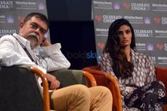 Sooraj & Athiya Shetty Visits Whistling Wood's Celebrate Cinema Fest