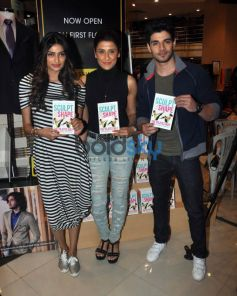 Sooraj And Athiya Grace Yasmin Karachiwala Book Reading Session