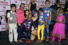 Vivek Oberoi Celebrates Birthday With Cancer Patients