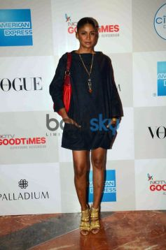 Vogue Fashion Night Out With Celebs