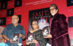 Amitabh Bachchan & Jaya Bachchan Unveil The Book 'Smita Patil - A Brief Incandescence'
